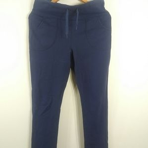 Lululemon navy still pant leggings